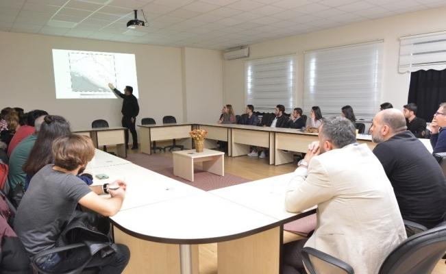 Kuzey Doğu Marmara arkeolojik sualtı araştırmaları anlatıldı