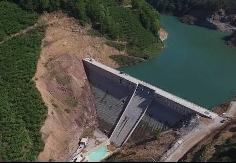 Akçakoca'daki içme suyu barajı ismi değişti