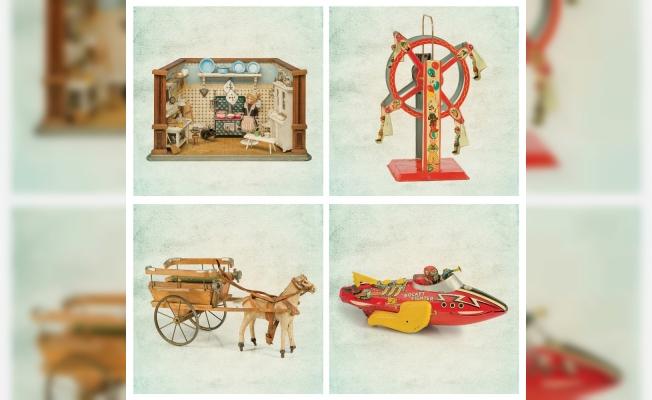 Oyuncak Müzesi Sergisi Düzce'de