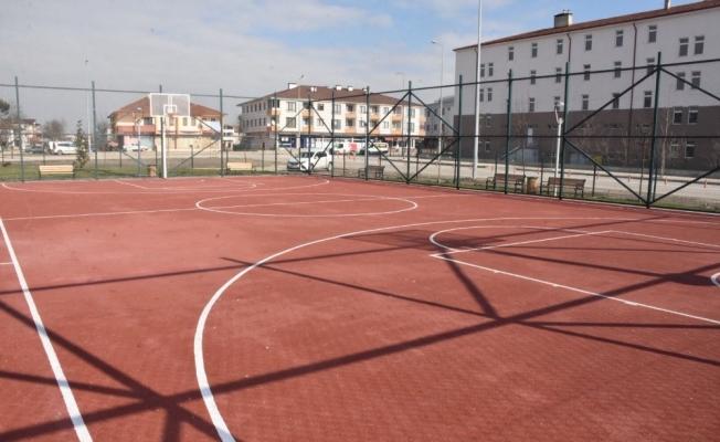 Akınlar mahallesine yeni park