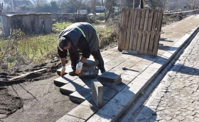 Çalışmalar Konuralp'te devam ediyor