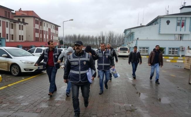 Düzce polisi 2 hırsızlık zanlısını Ereğli'de yakaladı
