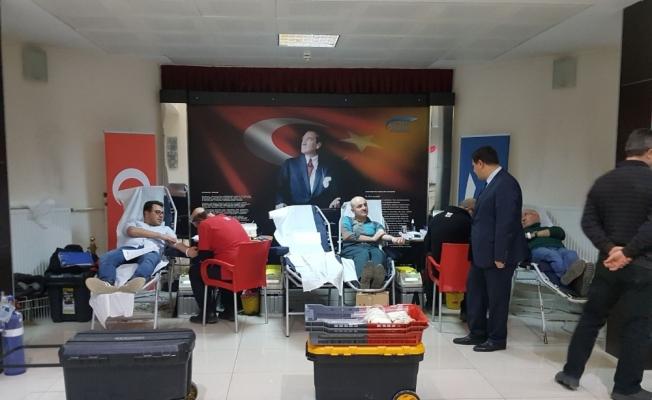 Mehmetçik için kan verdiler