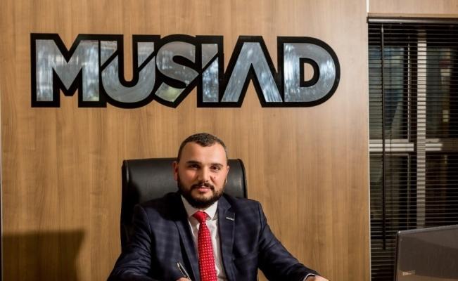 Düzce MÜSİAD Başkanı Şengüloğlu 2018'den ümitli konuştu