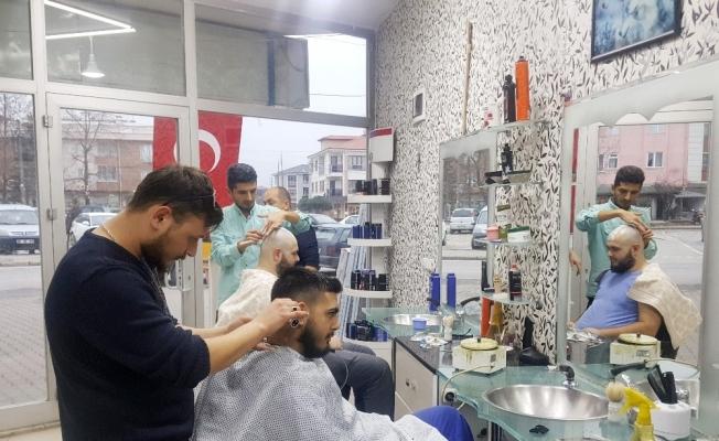 (Özel) Mehmetçiğin Afrin operasyonuna destek sürüyor