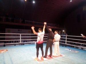Azerbeycan'da Dünya şampiyonu oldu