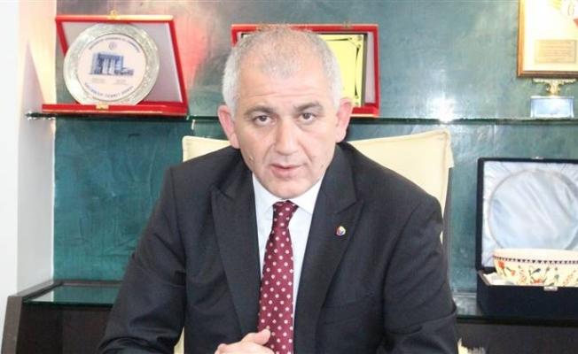 """DTSO Başkanı Şahin """"Geleceğimizin umudu çocuklarımızdır"""""""