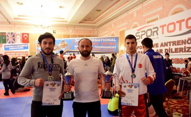Düzce Üniversitesi öğrencisi uluslararası şampiyonada 1. oldu