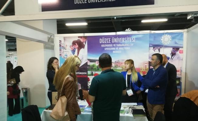 Düzce Üniversitesi Tıp Kongresi'nde