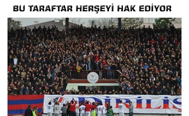 HERŞEY DÜZCESPOR'UN ELİNDE
