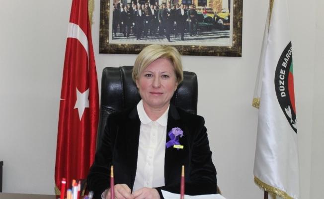Baro Başkanı Av. Azade Ay Anneler Gününü kutladı