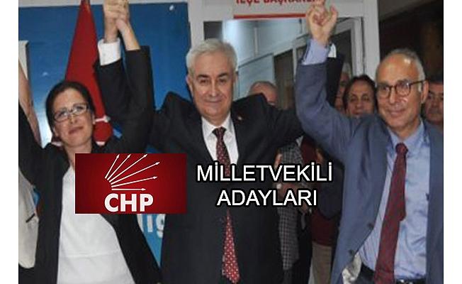 CHP'DE 3 İSİM BELİRLENDİ
