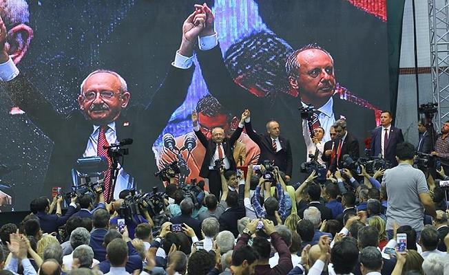 CHP İNCE DEDİ