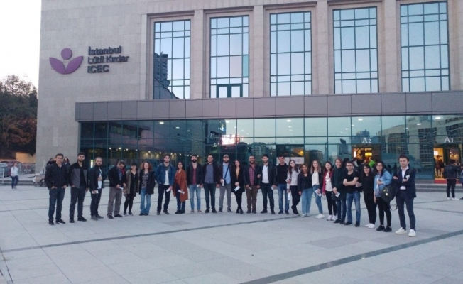Düzce Üniversitesi Türk Müziği bölümü öğrencilerinden İstanbul'a kültür ziyareti