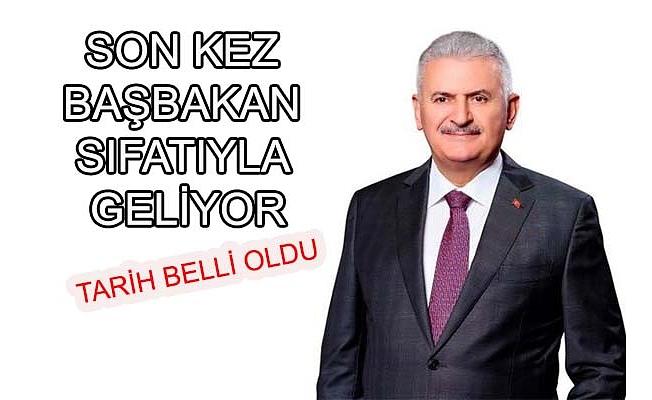 DÜZCE'YE GELİYOR