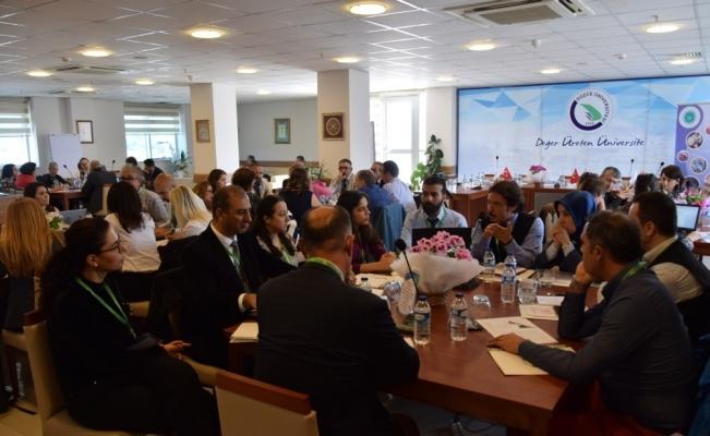Geleneksel Tıpta Kalite ve Standardizasyon Çalıştayı DÜ'de düzenlendi