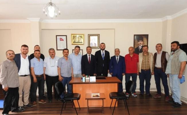 Milletvekili aday adayı Şengüloğlu ziyaretlerini sürdürüyor