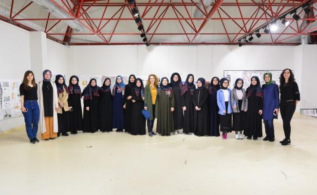 Ortaöğretim Öğrencilerinden Düzce Üniversitesi'ne ziyaret