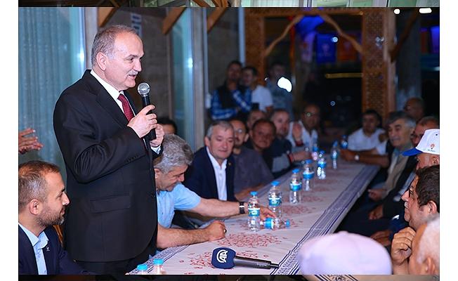 """BAKAN ÖZLÜ: """"Türkiye denilince de akla bir otomobil markası gelecek"""""""