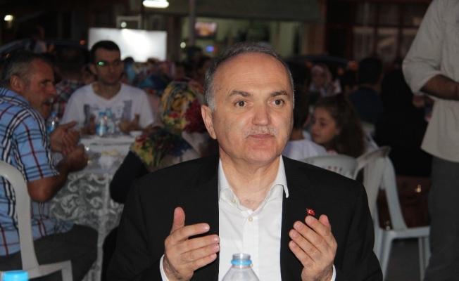 """Bakan Özlü: """"Türkiye'nin sanayi devrimi dahil çok sayıda program hazırladık"""""""