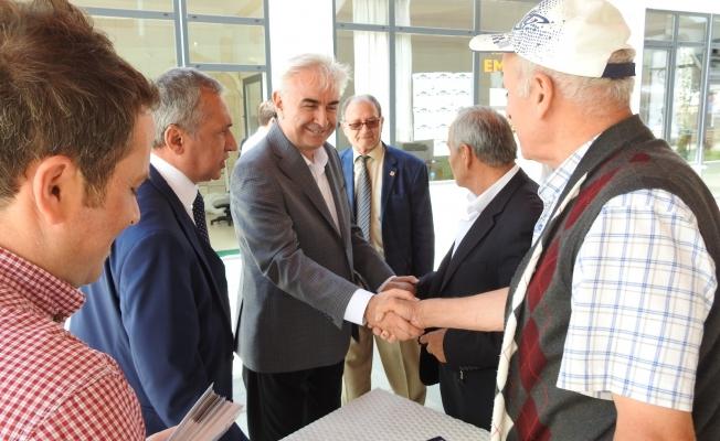 CHP'Lİ ADAYLAR GÖLYAKA'DA