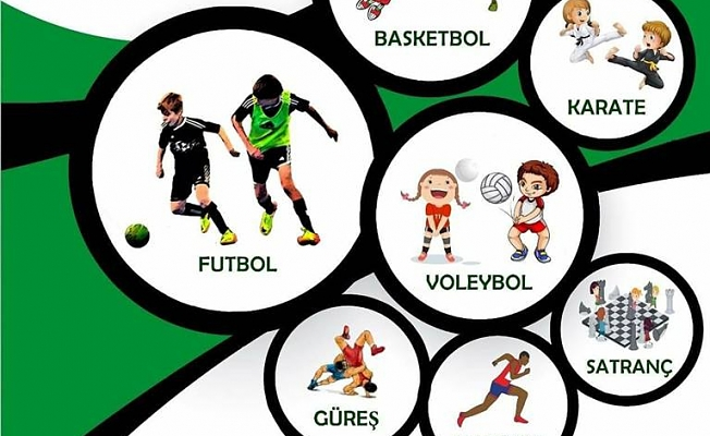 Düzce Belediyesi bünyesinde Yaz spor okulu açılıyor