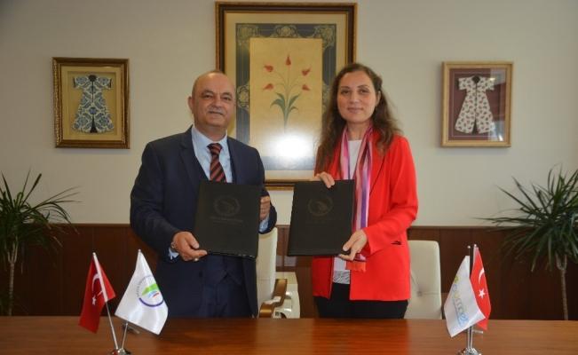 Düzce Üniversitesi işbirliği protokollerine hızla devam ediyor