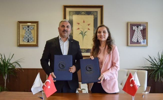 Düzce Üniversitesi'nden Sakaryalı arı yetiştiricileri ile işbirliği protokolü