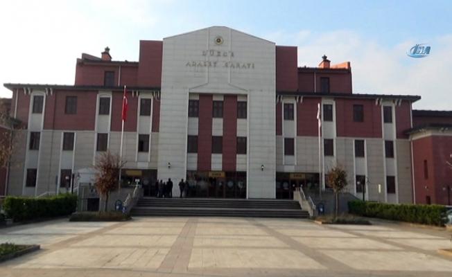 """FETÖ'nün Düzce'deki """"üniversite yapılanması"""" davası"""