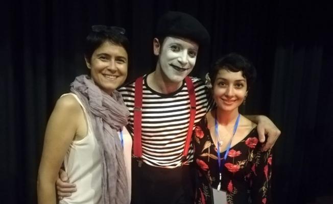 Keçeli, Sri Lanka Uluslararası Tiyatro Festivaline davetli olarak katıldı