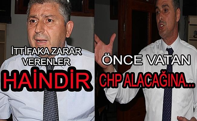 "YILMAZ, "" CHP 1 VEKİL ALACAĞINI 3 VEKİLİ DE AK PARTİ ALSIN"""