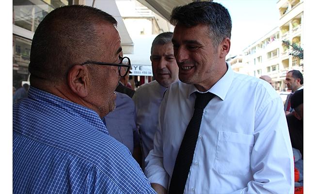 """YILMAZ, """"YIĞILCA'NIN ÖZÜ TÜRK'TÜR"""""""
