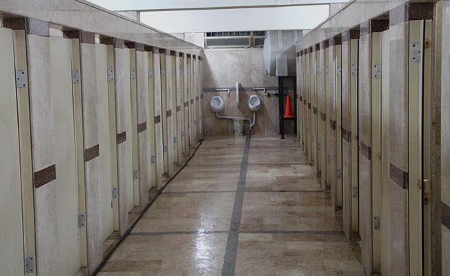 Halk Ücretsiz Tuvaletleri Değerlendirdi