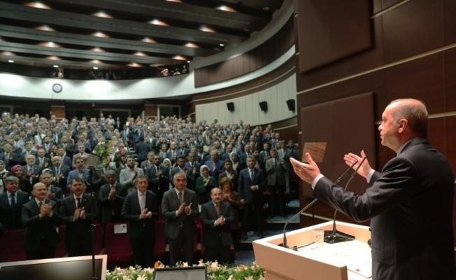 Başkan Dursun Ay İl Başkanları Toplantısına Katıldı