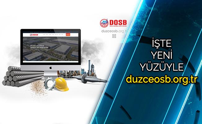 DOSB Web Sitesi Yenilendi