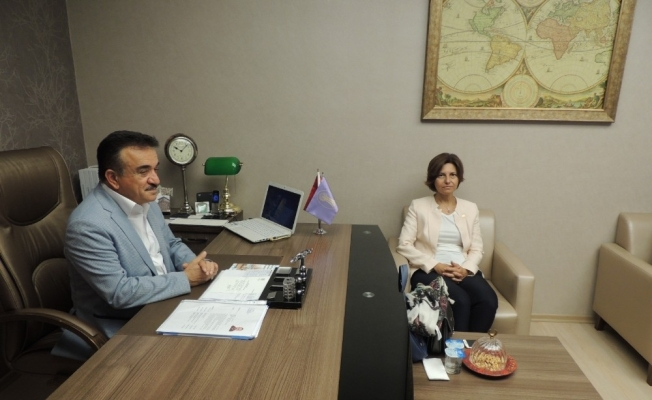 Oda Başkanı, CHP'li Vekile Tepki Gösterdi