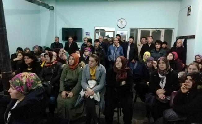 TARİHİ MAHALLE'DE GENEL KURUL YAPILDI
