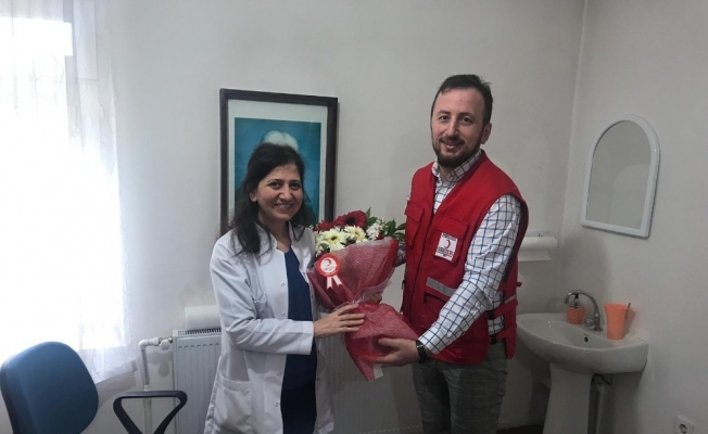 Kızılay 14 Mart TIP Bayramını kutladı