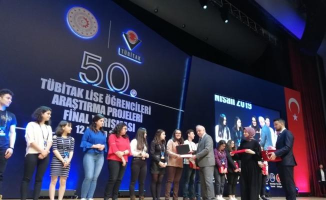 Düzceli öğrenci matematik alanında Türkiye 3. oldu