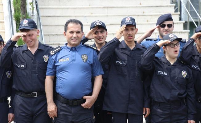 Polislik hayalleri gerçek oldu
