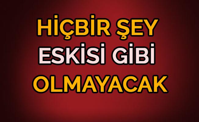 HEPSİNE TRAFİKTEN MEN!