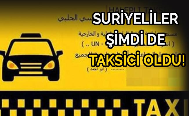 'Halepli Taksi' şikayet konusu oldu