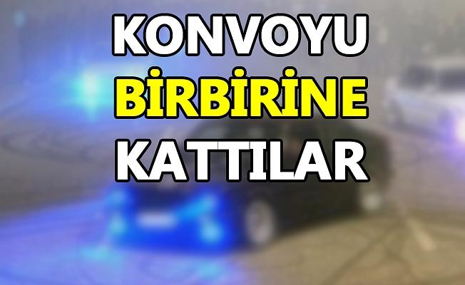 POLİS CEZA YAĞDIRDI