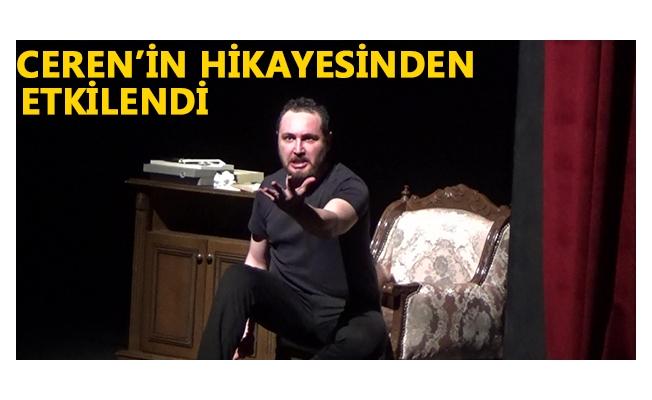 KADINA ŞİDDETİ ERKEK OYUNCU ANLATTI
