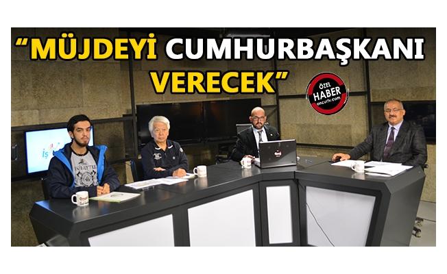 ÖNCÜ TV'DE YHT MASAYA YATIRILDI