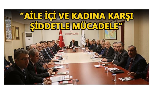 """""""SADECE POLİSİYE TEDBİRLER YETERLİ DEĞİL"""""""