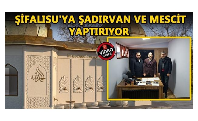 HAYIRSEVER İŞ ADAMI BURHAN ÖZDEMİR