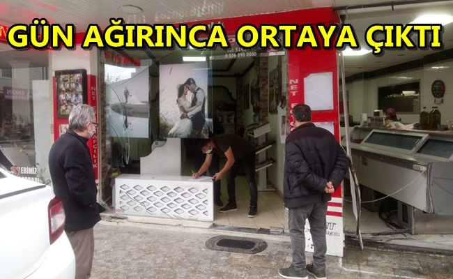 FECİ KAZANIN ARDINDAN...