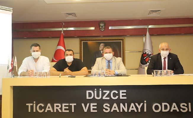 TSO MECLİS TOPLANTISI GERÇEKLEŞTİRİLDİ