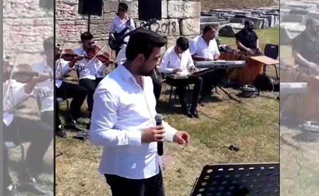 ANTİK KENT'TE KONSER